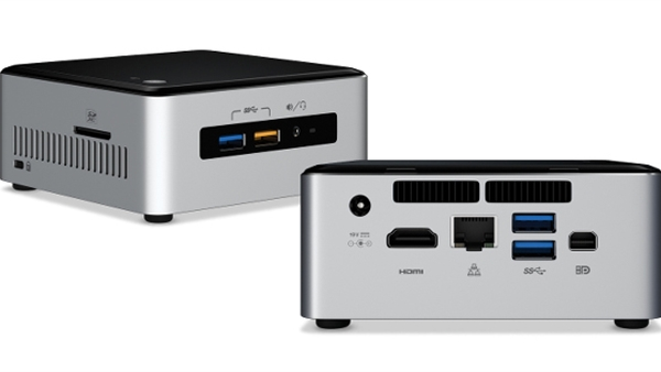 PC Professionals Mini Intel Desktop